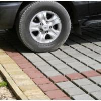 Тротуарная плитка для парковки под автомобиль