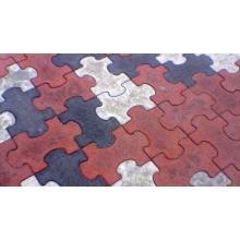 Тротуарная плитка Мозаика