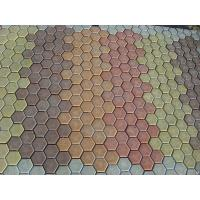 Тротуарная плитка Соты