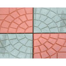 Тротуарная плитка Талдом