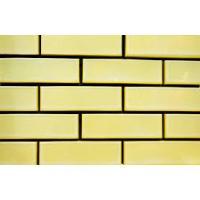 Жёлтый клинкерный кирпич