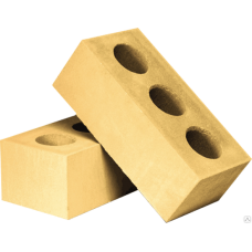 Силикатный желтый кирпич