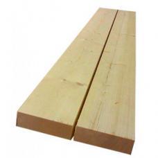 Обрезная доска из лиственницы 50х150х6000 мм